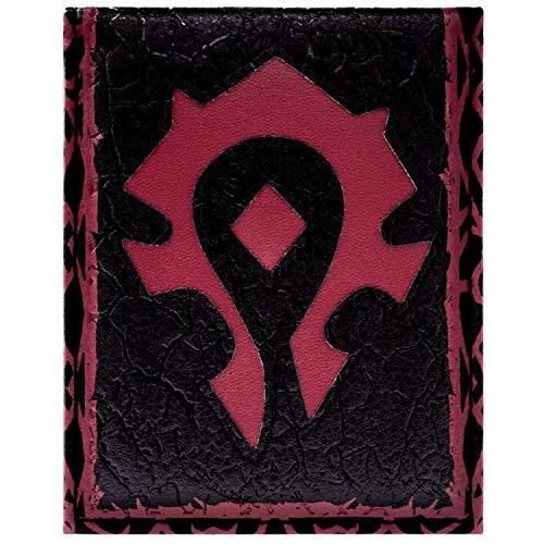 World of Warcraft Für die Horde Rot Portemonnaie Geldbörse