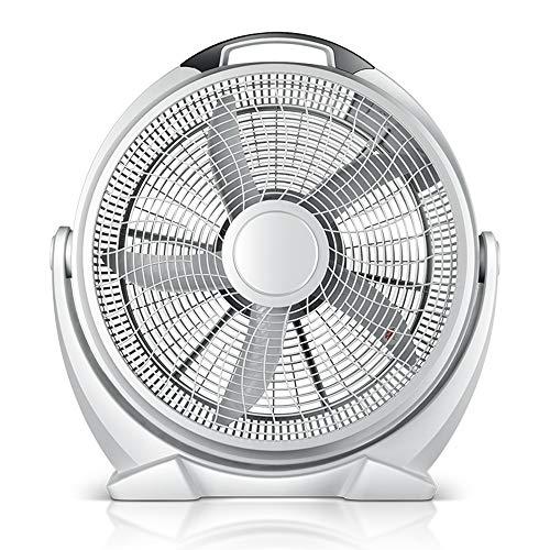 LJHA fengshan Ventilateur électrique/Ventilateur de bureau/Dortoir étudiant Petit ventilateur/Muet Mini Ventilateur électrique de chevet de bureau domestique (57 * 64cm)