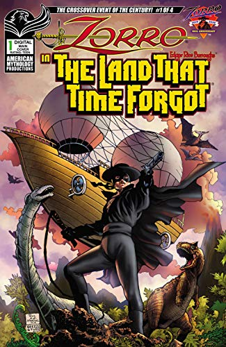 Zorro in the Land That Time Forgot #1 (English Edition)