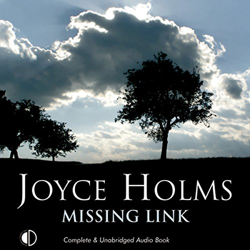 Missing Link audiobook cover art