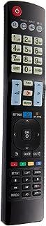 mando analógico (no es original) LG AKB73615303 = AKB73615397 = AKB73615362 42PM4700, 37LN540B. Es un reemplazo perfecto para AN-MR400 Magic Motion Remote. Modelos soportados: AKB73615303 AKB73615362 AKB73615302 AKB73615361 AKB73615362, 42PM470T, 50PM470T, 50PM670T, 50PM680T, 42LA6230, 32LM620T, 42LM620S, 42LM620T, 42LM660T, 32LN5400, 32LN540B, 37LN540B, 39LN5400, 42LN5400, 42PN450B, 47LN5400, 50LN5400, 50PN450B, 50PN6500, 60PN6500. AKB73715603, 32LN5700, 42LN5700, AKB73615397.