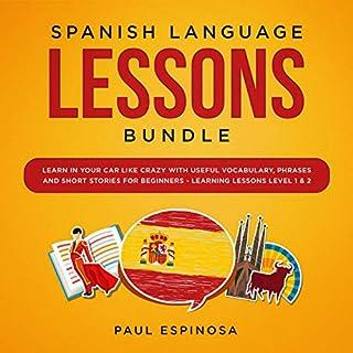 Spanish Language Lessons Bundle cover art