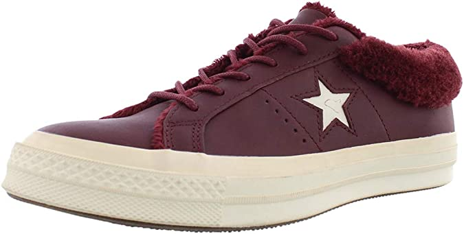 converse ox leather donna