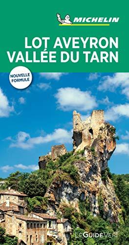 Michelin Le Guide Vert Lot Aveyron Vallee (MICHELIN Grüne Reiseführer)