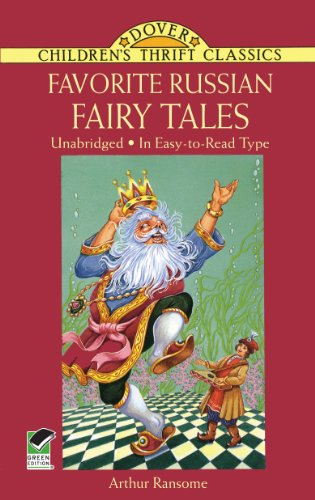 Download Favorite Russian Fairy Tales (Dover Children's Thrift Classics) (English Edition) B00DZX5TM8