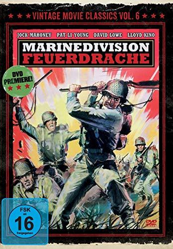 Vintage Movie Classics Vol. 05: Marine-Division Feuerdrache (streng limitiert und druchnummeriert auf 1111 Stück)