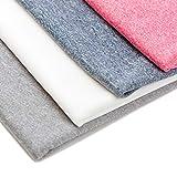 接触冷感 吸水速乾加工 巾50cm×長さ160cm 生地 布 繰り返し洗って使用できる ひんやり クール 手作り 手づくり ハンドメイド オフホワイト