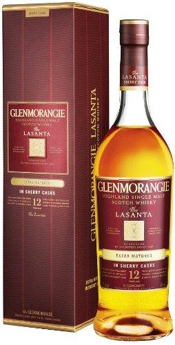 Glenmorangie Lasanta 12 Jahre 0,7l