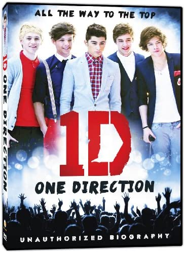 One Direction All the Way to the Top product image