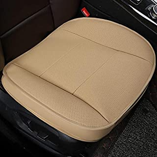 Whiteswanau Ultra-Luxury Pu Leather Car Seat Protection Car Seat Cover Four Seasons General Breathable Car Interior Seat Cushion Cover