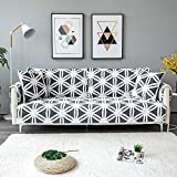 JIAHENGY Cubierta de cojín de Toalla de sofá Antideslizante de...