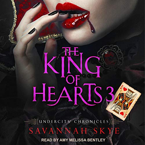 The King of Hearts 3 audiobook cover art
