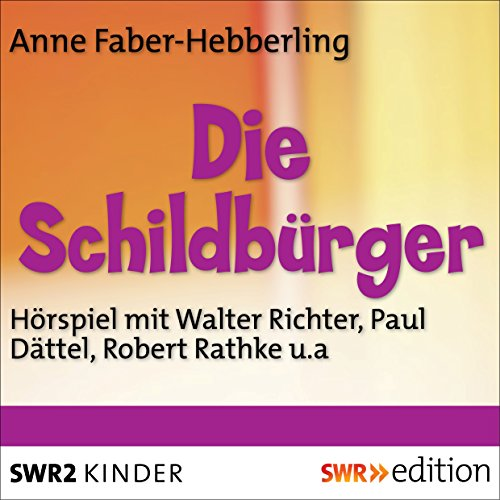 Die Schildbürger audiobook cover art