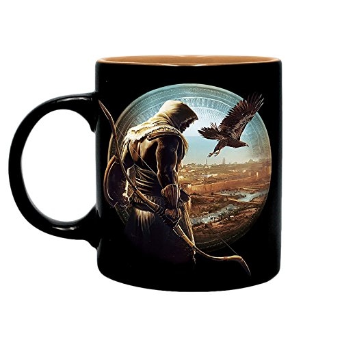 ABYstyle - ASSASSIN'S CREED - Tasse - 320 ml – Origins
