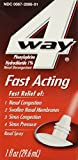 4-Way Fast Acting Nasal Spray, 1 Fl Oz