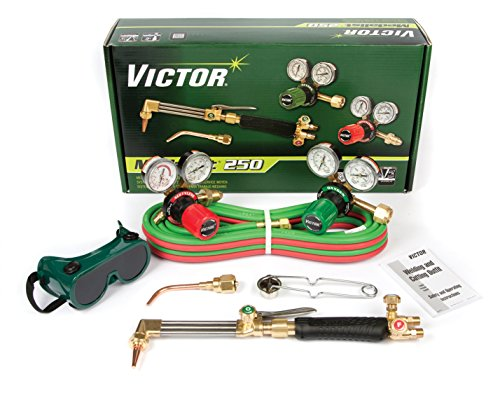 Best Cutting Torch Brand: Victor Technologies 0384-2540 Cutting Torch
