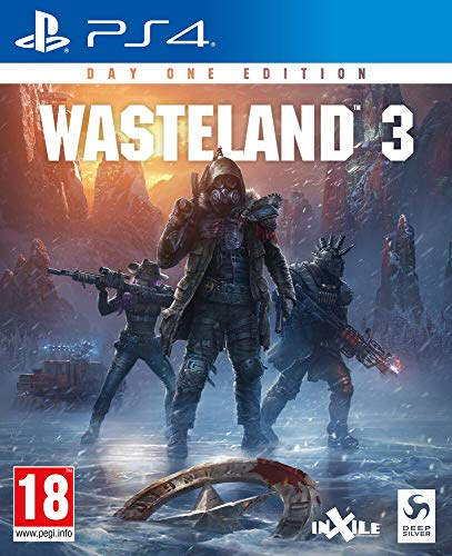 Wasteland 3 : Day One Edition pour PS4