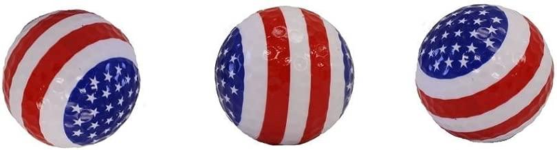 Player Supreme USA Stars Golf Balls 3 Pack
