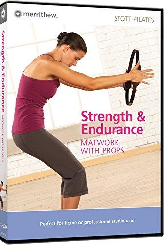 STOTT PILATES Stärke und Ausdauer: Matwork mit Requisiten