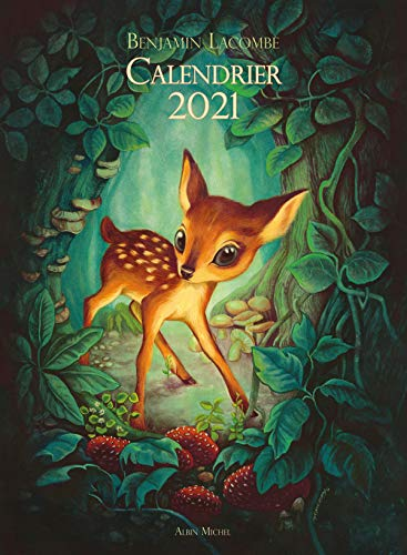 Calendrier 2021 (French Edition)