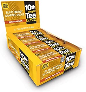 10th tee energy bars