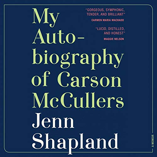 My Autobiography of Carson McCullers  By  cover art
