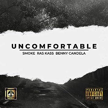 Uncomfortable (feat. Smoke & Ras Kass)