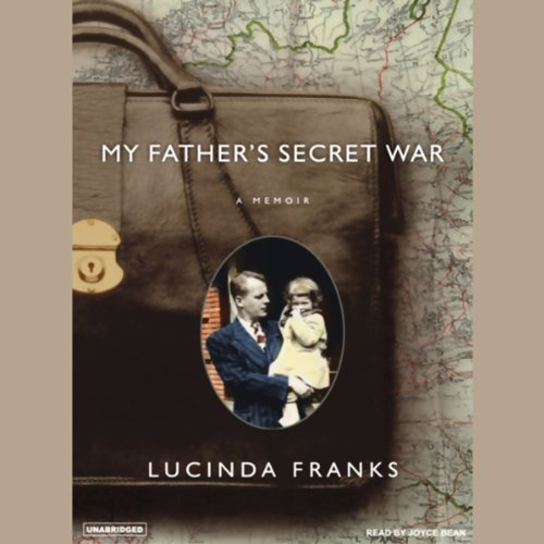 My Father's Secret War audiobook cover art