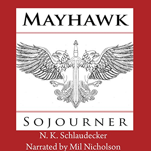 Mayhawk: Sojourner cover art