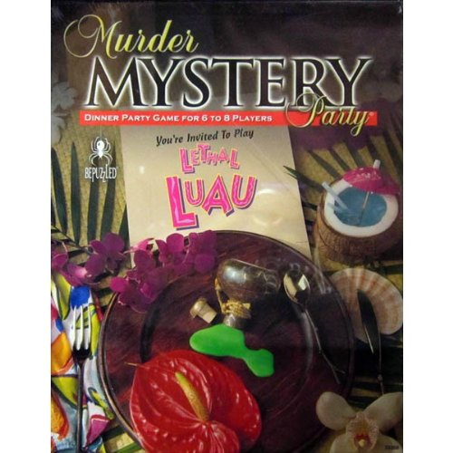 Murder Mystery Party - Lethal Luau