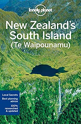 Lonely Planet New Zealand's South Island (Travel Guide)