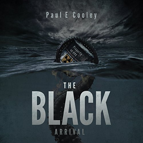 The Black: Arrival audiobook cover art