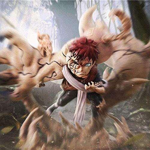 Naruto: Gaara Shukaku Vers.tamericl Statue 1/8 Skala Figura Von Anime