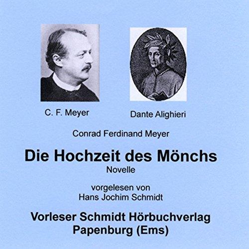 Die Hochzeit des Mönchs audiobook cover art