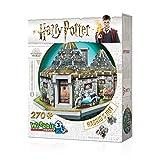 Wrebbit Puzzle Puzzle 3D Hagrid's Hut. Harry Potte