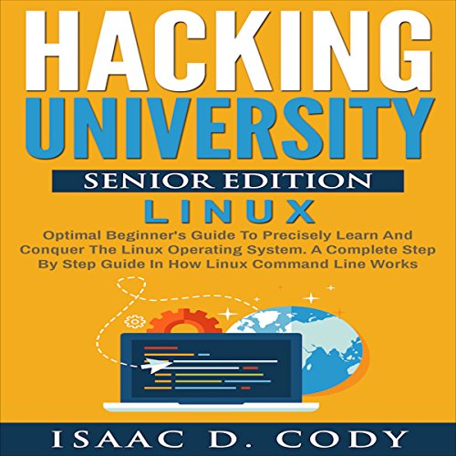 Hacking University Senior Edition audiobook cover art