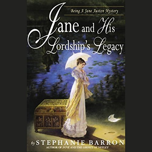 Jane and His Lordship's Legacy  audiobook cover art