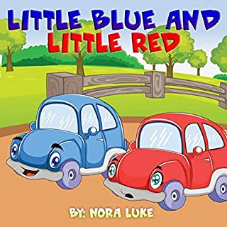 Little Blue and Little Red cover art