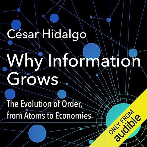Why Information Grows cover art