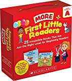 First Little Readers: More Guided Reading Level A Books (Parent Pack): 25 Irresistible Books That Are Just the Right Level for Beginning Readers (More First Little Readers Level a)