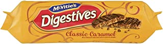 Mcvities Milk Chocolate Caramel Digestives 267g (Pack of 2)