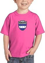Honduras - Country Soccer Crest Infant/Toddler Cotton Jersey T-Shirt