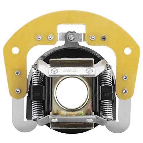 Interruptor centrífugo, piezas de motor eléctrico, monofásico, duradero, multipropósito para reemplazar piezas...