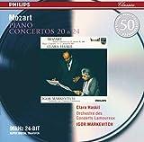 Ocl: Klavierkonzerte 20,24 (Audio CD)