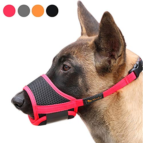 Up to 55% off Nylon Dog Muzzle  Add lightning deal price. Price as marked. No promo code needed.