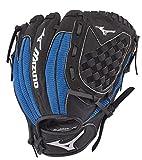 Mizuno GPP1050Y3RY Prospect Series PowerClose Baseball Gloves, 10.5', Left Hand