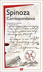Correspondance de Spinoza