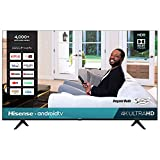 Hisense 65-Inch Class H6570G 4K Ultra HD Android Smart TV with Alexa Compatibility | 2020 Model