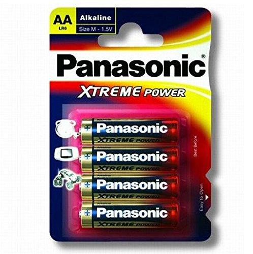 BATTERIA LR6 / AA ALCALINE PANASONIC XTREME POWER