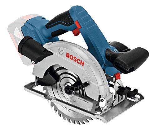 Bosch Professional(ボッシュ) 18V コードレス丸のこ (本体のみ、バッテリー・充電器別売り) GKS18V-57H
